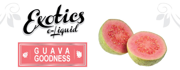 Guava Goodness e-Liquid