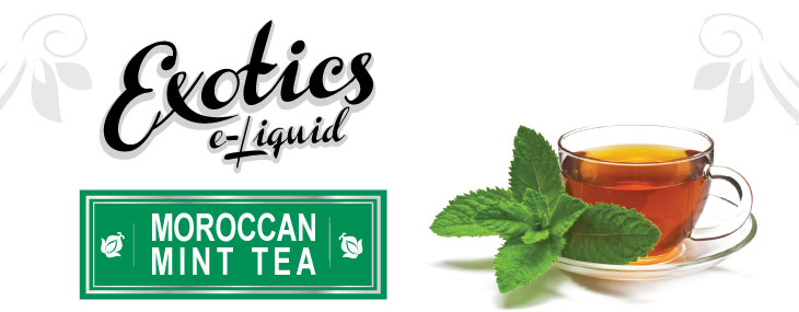 Moroccan Mint Tea e-Liquid
